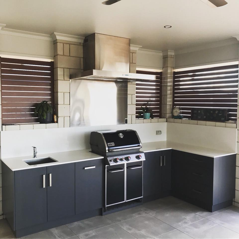 Cabinet Creations riverland Outdoor Kitchen Gallery
