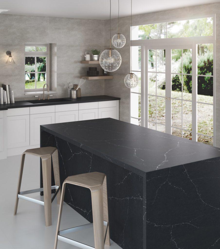 Silestone-Charcoal Soapstone